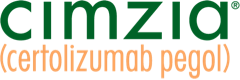 CIMZIA® (certolizumab pegol) Logo