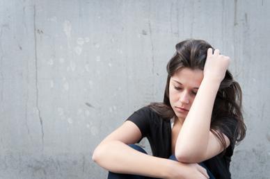 Depressionen und Ängstlichkeit