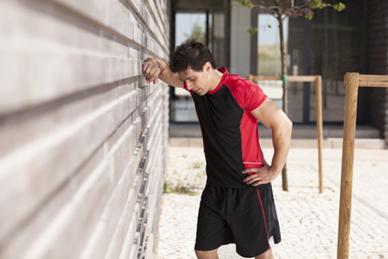 Körperliche Leistungseinbußen und Kurzatmigkeit