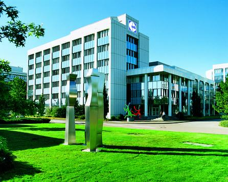 UCB building