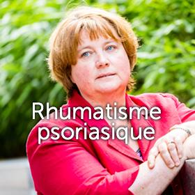 Rhumatisme psoriasique